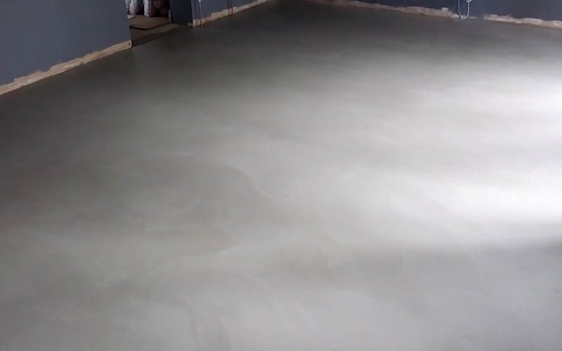 Polished Concrete.